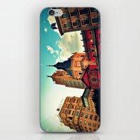 Madrid Sky iPhone & iPod Skin