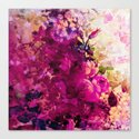 climbing  roses Canvas Print