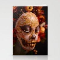 Pumpkin Harvest Muertita… Stationery Cards