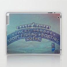 Santa Monica Pier Laptop & iPad Skin