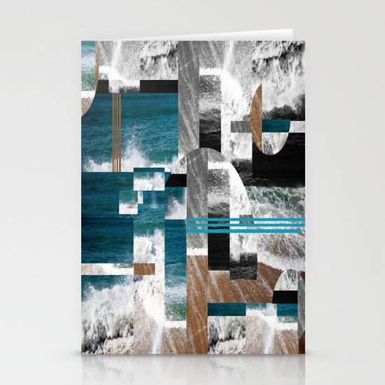 surf Stationery Card