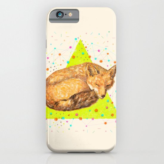 Fox Dream iPhone & iPod Case