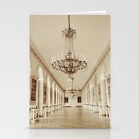 Dreaming of Grand Trianon, Versailles.  Stationery Cards
