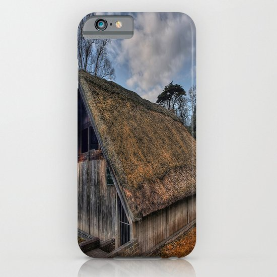 The Old Boat House iPhone & iPod Case