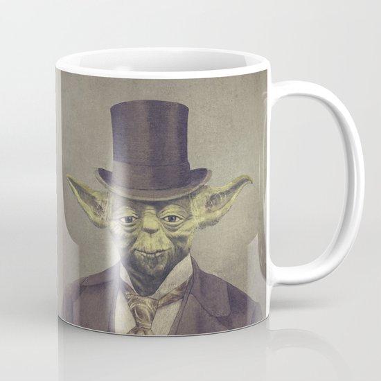 Sir Yodington (square format)  Mug