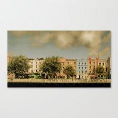 Dublin by Day Canvas Print