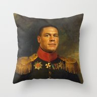 John Cena - Replaceface Throw Pillow