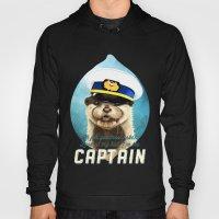 Captain Otter Hoody