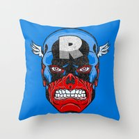 What if?!?!? Throw Pillow
