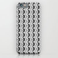 iPhone & iPod Case featuring Army of eyes by Von Betelgeuse