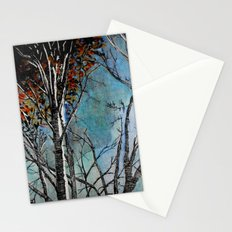 Land of the Silver Birch Stationery Cards