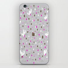 Mr Neopolitan returns home iPhone & iPod Skin