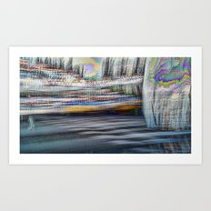 And the longer you linger, the linger you long. 05 Art Print