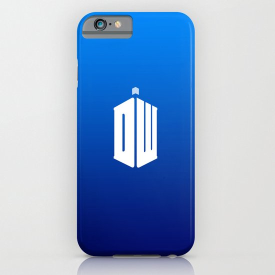 Doctor Who II iPhone & iPod Case