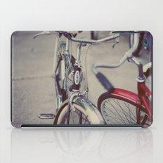Summer Rides iPad Case