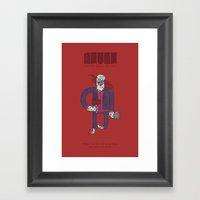 Anton, The Valentine's Y… Framed Art Print