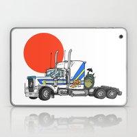 No Trouble In Little Jap… Laptop & iPad Skin