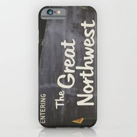 The Northwest  iPhone 6 Slim Case