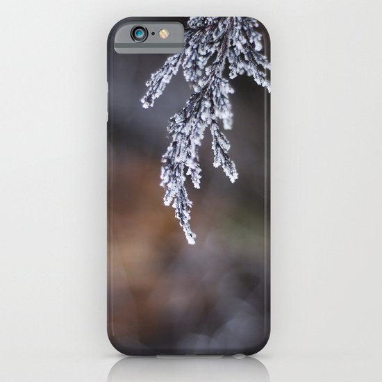 Frosted Juniper iPhone & iPod Case