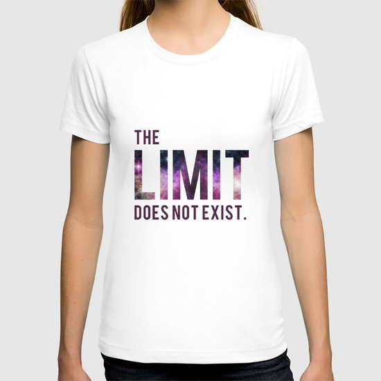 The Limit Does Not Exist - Mean Girls quote from Cady Heron T-shirt