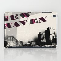 Gun Wavin, New Haven iPad Case
