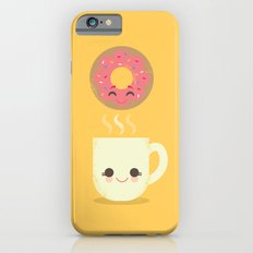 Coffee and Donut Buds Slim Case iPhone 6s