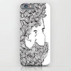Bearded Man iPhone 6s Slim Case