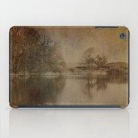 Throxenby Mere iPad Case