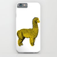 Huacaya Alpaca iPhone 6 Slim Case