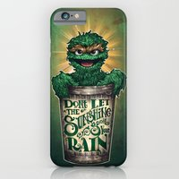 Don't Let The Sunshine Ruin Your Rain iPhone 6 Slim Case