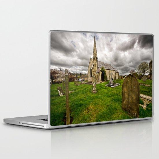 St John the Evangelist Church Laptop & iPad Skin