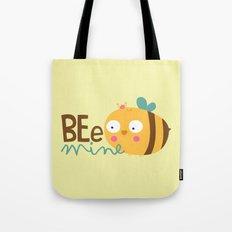 Bee Mine Tote Bag