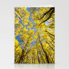 Trees Up Above Us Stationery Cards