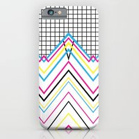80's Chevy Grid iPhone 6 Slim Case