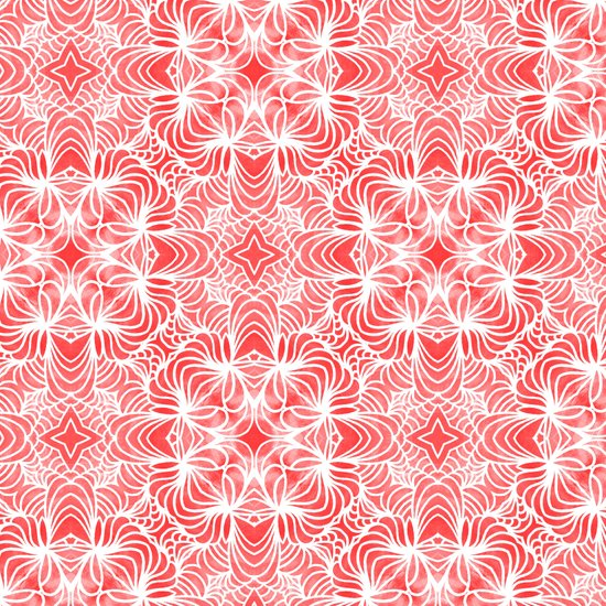 Coral Waves Art Print