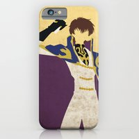 iPhone & iPod Case featuring Suzaku by JHTY