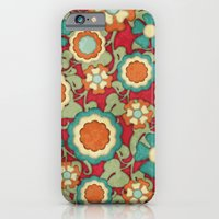 iPhone & iPod Case featuring Autumn Floral by Digi Treats 2