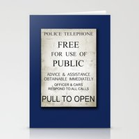 Pull To Open! Stationery Cards