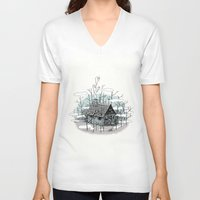 DEEP IN THE HEART OF THE… Unisex V-Neck