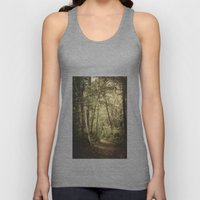 A Walk in the Woods Unisex Tank Top