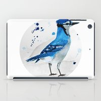 Blue Jay iPad Case
