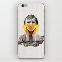 Goodbye my lover iPhone & iPod Skin