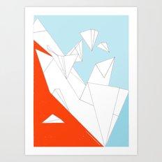 paperwings Art Print