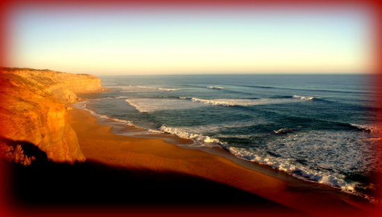 Sunsets on the Great Southern Ocean Art Print