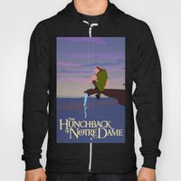 Hunchback of Notre Dame Hoody