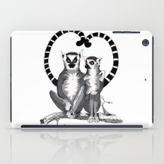 Lemur L'amur iPad Case