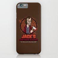 Jack's Caretaker Services iPhone 6 Slim Case