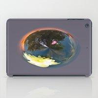 Pond In Globe iPad Case