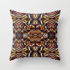 Angle Land Extrapolated Throw Pillow