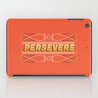 Persevere iPad Case